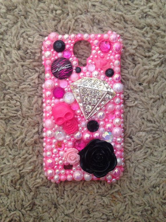 Samsung Galaxy s4 Case by BedazzledBliss33 on Etsy