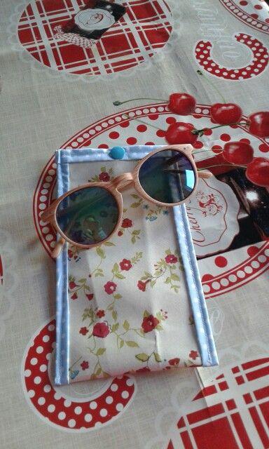 Bolsa de óculos