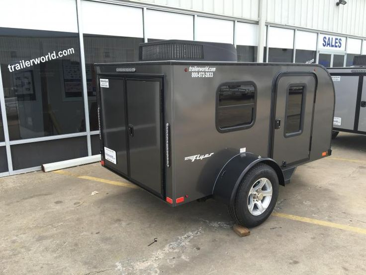 2016 inTech Trailers FLYER Camping / RV Trailer   Trailer World of Bowling Green, Ky   New and Used Kentucky Trailer Dealer