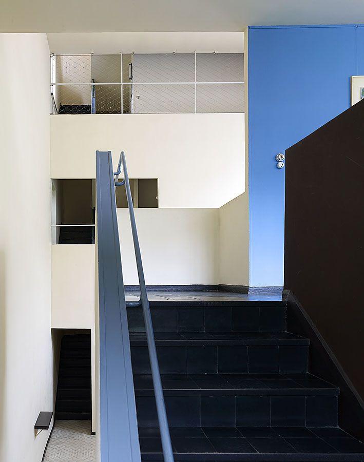 63 Best Villa La Roche Jeanneret Images On Pinterest