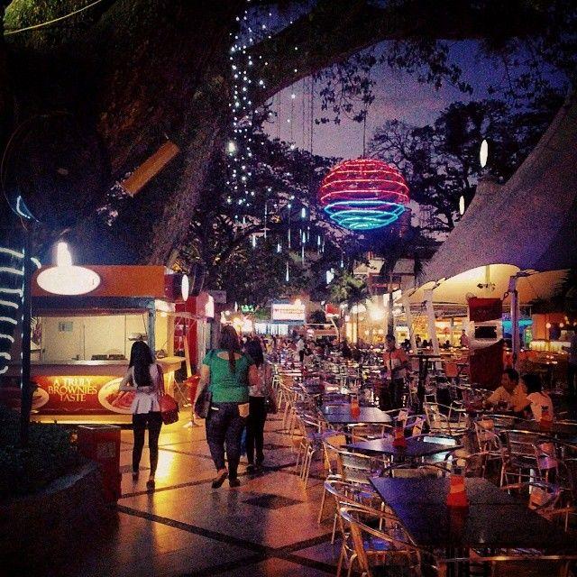 Merdeka Walk di Medan, Sumatera Utara