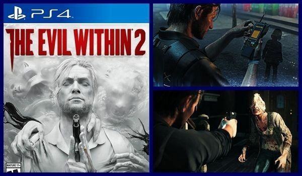 The #Evil Within 2 - #PlayStation 4 Standard Edition #Bethesda #PS4 #TheEvilWithin #action #zombies #monsters #crafting #weapons #guns #survive #attack #horrifying #scary #horror #suspense #game #amazon #ad http://amzn.to/2DKZfTL