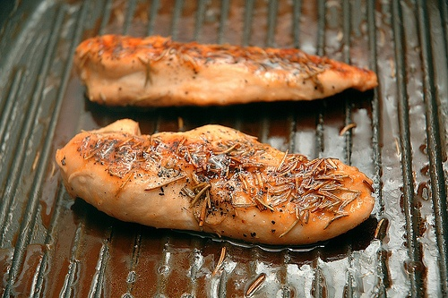 Rosemary Chicken with Maple Orange Glaze | Completed | Pinterest