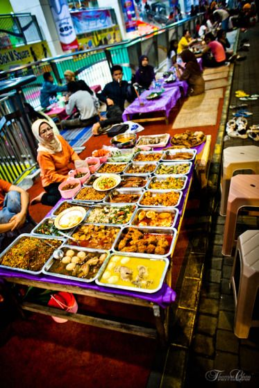 Street food - Indonesia