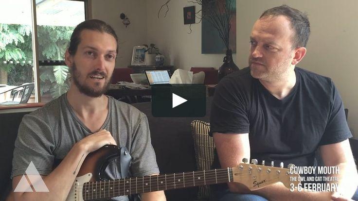 Cowboy Mouth promotional video: Artists Toolbox: Josh Futcher & Tim Watson, 2016