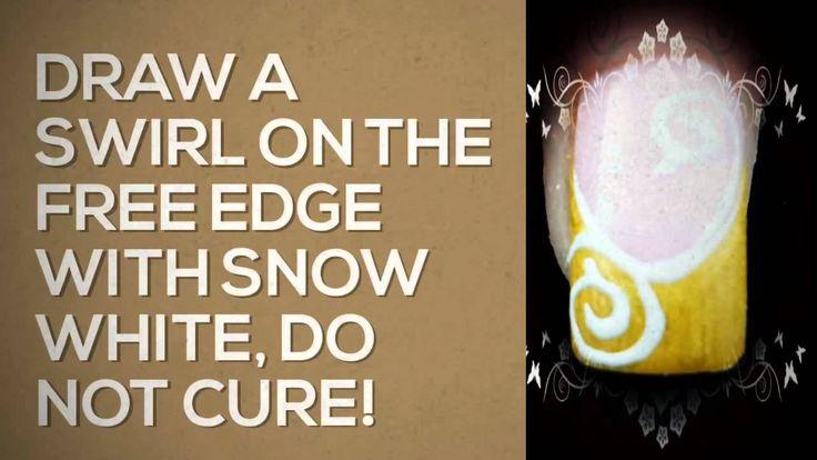 12 Days of Christmas Nail Art Challenge Day 8