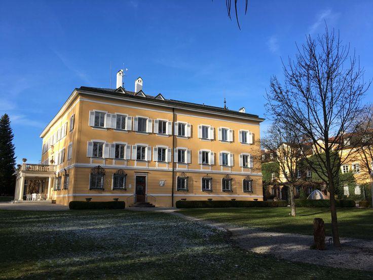 #akademie #castle #evangelische akademie tutzing #schloss 4k