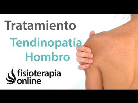 Ejercicios y automasajes para la tendinitis y el dolor de hombro | Salud