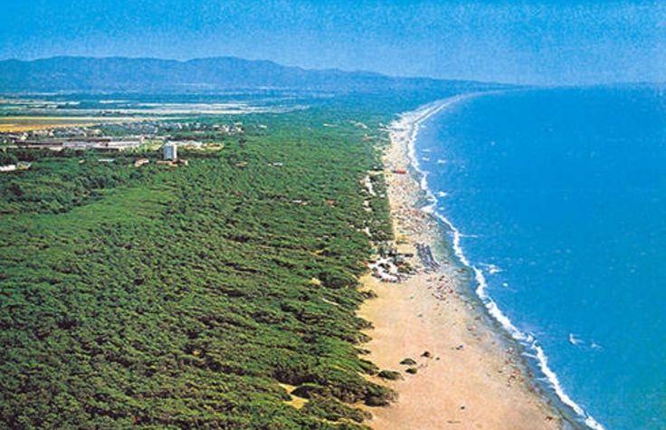Spiaggia di Marina Di Bibbona