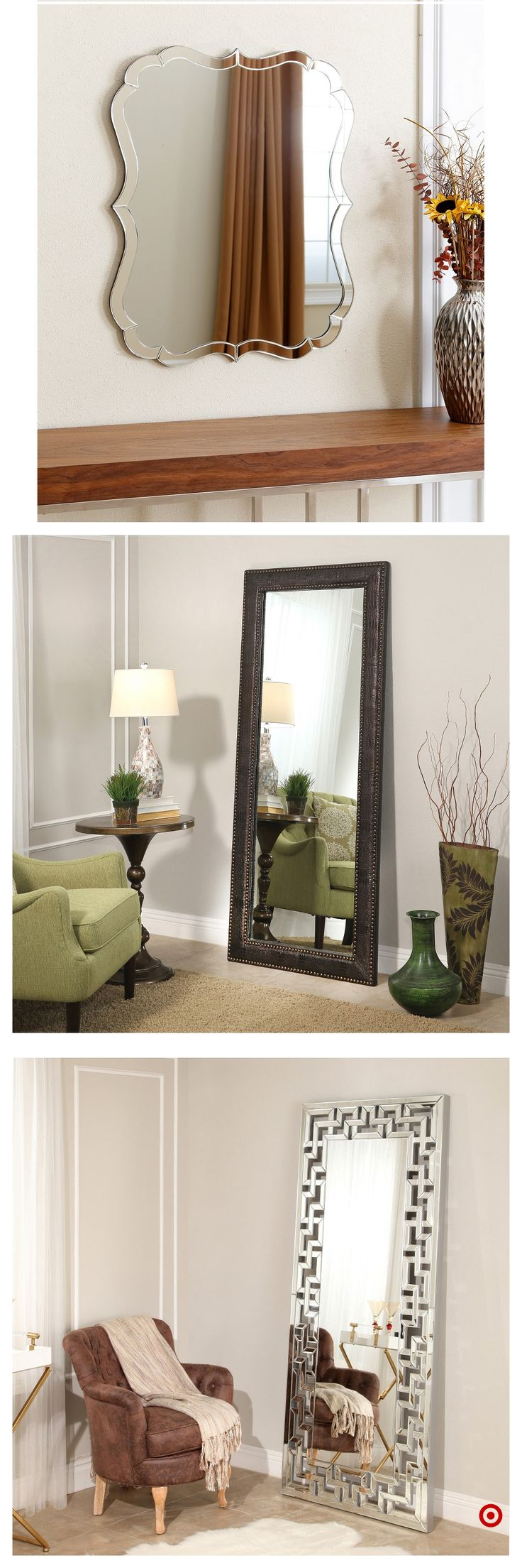 Shop Target for mirrors you will love at great low prices. Free shipping on orders of $35+ or free same-day pick-up in store.