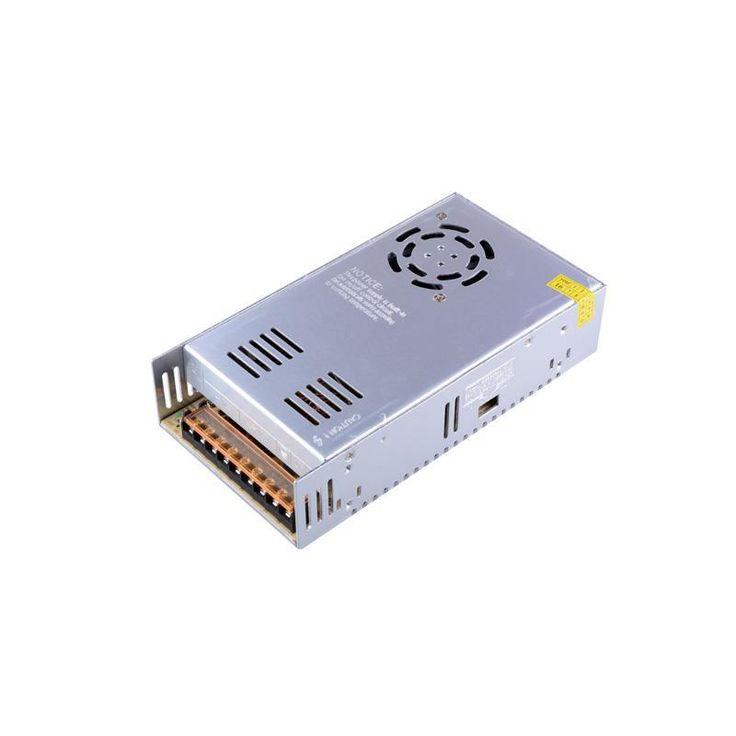 ΤΑΙΝΙΕΣ LED : ΤΡΟΦΟΔΟΤΙΚΟ 12V DC 350W IP20 N.147-70514