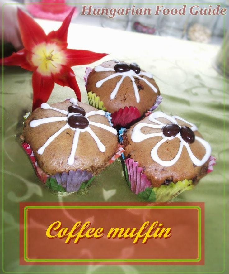 Coffee muffins