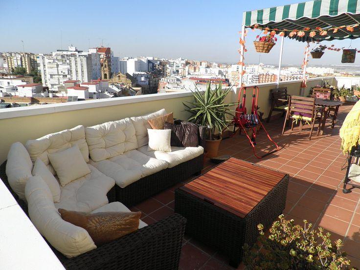 Fotos de terrazas y decoración de exteriores | Decorar tu casa es facilisimo.com