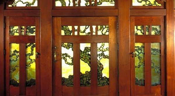 antique stained glass bathroom: Stainedglass, Dream, Front Doors, Craftsman Style, Crafts Style, Arts And Crafts, Stained Glass