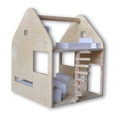 MASZYNA KREACJI: domek dla lalek