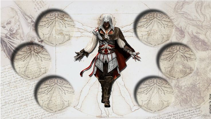 Assassin´s Creed PS Vita wallpaper