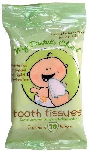 My Dentists Choice Tooth Tissues 30 Wipe(s) by Mom Innovations, http://www.amazon.com/dp/B001CBQEA6/ref=cm_sw_r_pi_dp_gEvQqb0FXK8AJ