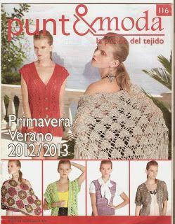 Revista Punto & Moda 116