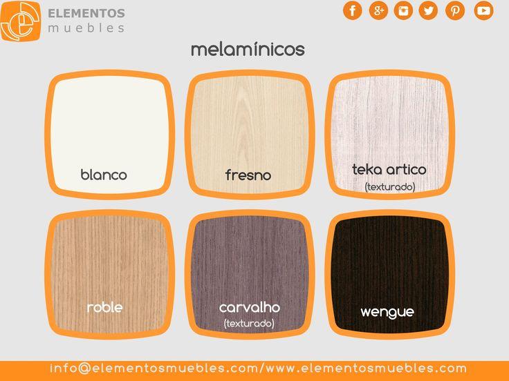 melaminicos