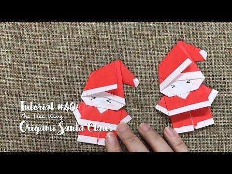 折り紙や紙皿で可愛いXmasサンタクロースを作ろう – Handful[ハンドフル]