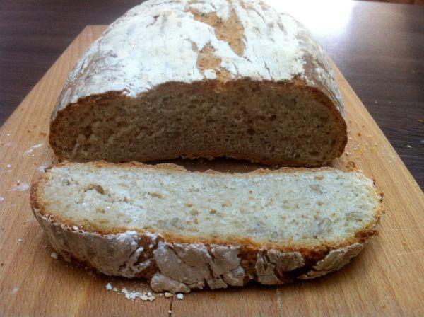 Fotorecept: Špaldovo-ražný chlebík ako od babičky | Dobruchut.sk