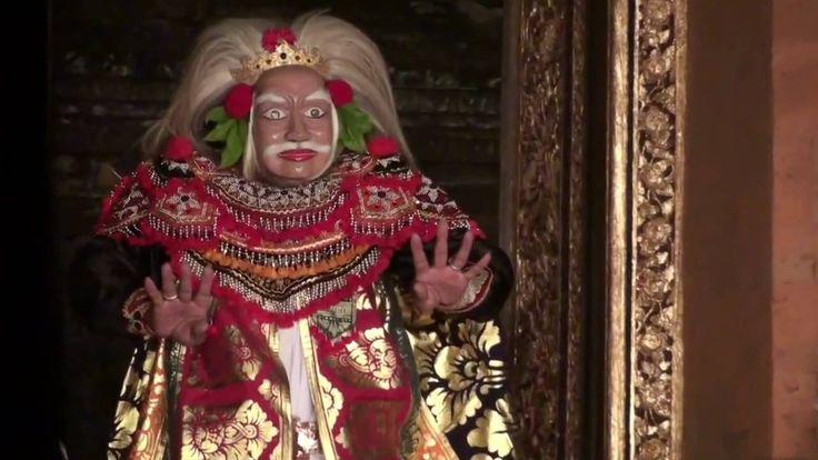 Topeng Tua Mask Dance Performance at Ubud Royal Palace (2009)