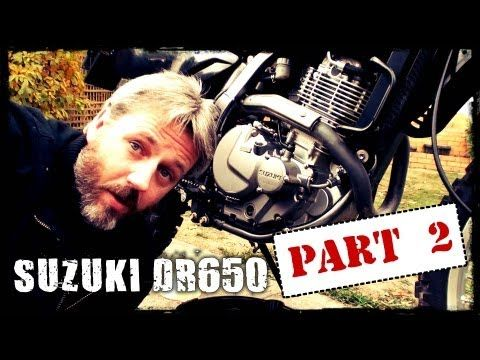 DR650 - Part 2 - YouTube