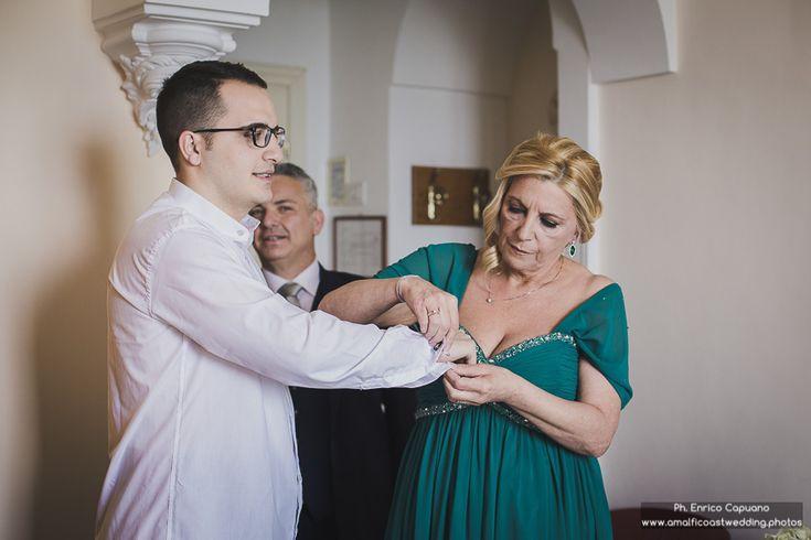 Catholic wedding in Amalfi  Find out more at: www.amalficoastwedding.photos Enrico Capuano • professional wedding photographer on the Amalfi Coast • wedding reportage and fine art photography