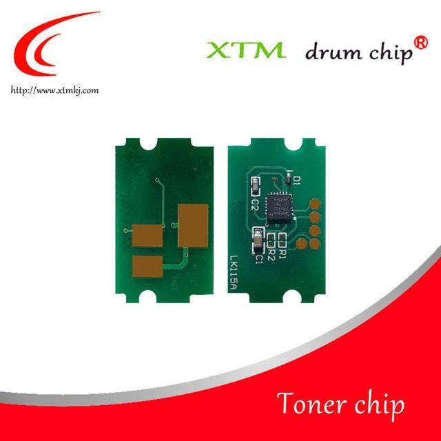 7 2K EU compatible TK-1170 TK 1170 TK1170 toner chip for Kyocera