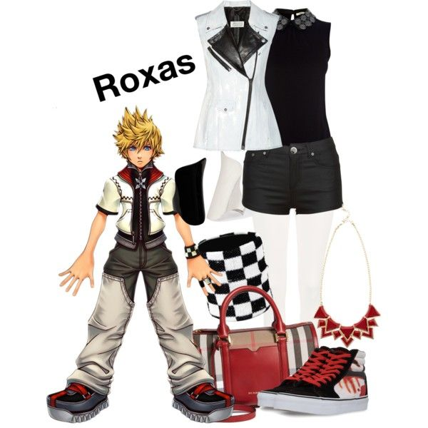 """""""Roxas"""" by shelby-berti on Polyvore"""