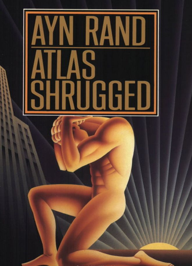 Idaho State Sen. Introduces Bill Requiring Students To Read 'Atlas Shrugged' for pete's sake