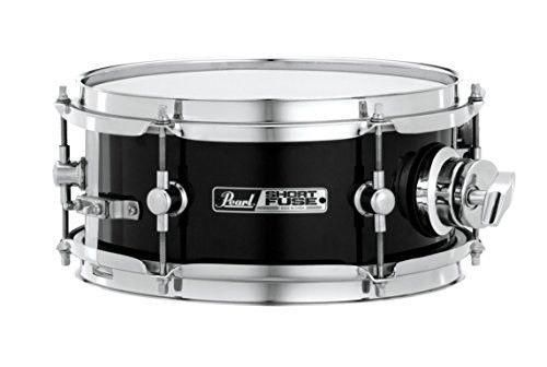 "Pearl Snare Drum SFS10C31 10"" x 4.5"" Short Fuse w/ Mount & Clamp."