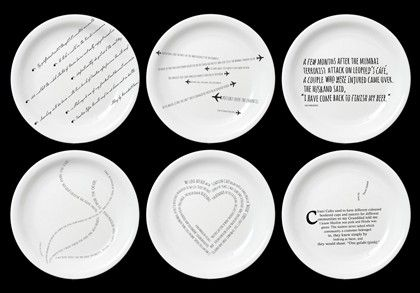 Every plate tells a story