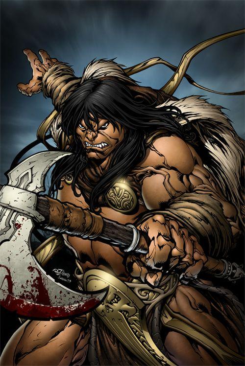 Conan the adventurer porn pic