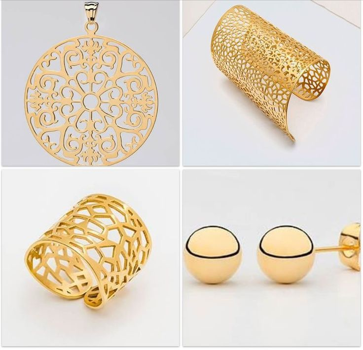 #Beautiful golden pieces by Envy