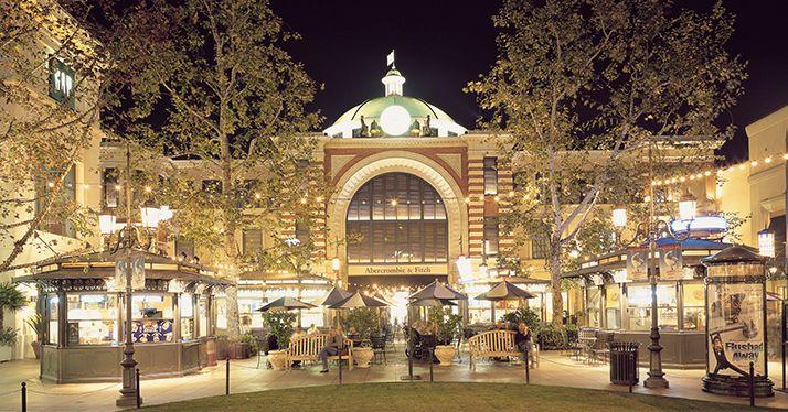 """Chioschi di Neri spa al Centro Commerciale """"The Grove"""", Los Angeles (USA)"""