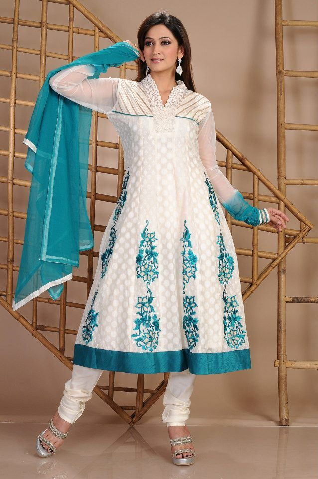 This is the image gallery of Indian Anarkali Frocks Designs Collection 2014. You are currently viewing Formal Indian Anarkali Dresses fashion 2014. All other images from this gallery are given below. Give your comments in comments section about this. Also share stylehoster.com with your friends.