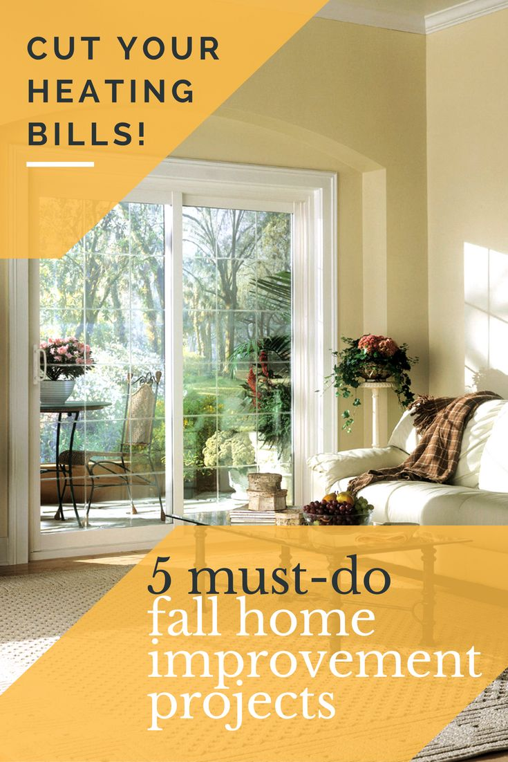 Classic building blocks abel building solutions - 5 Must Do Fall Home Improvement Projects To Cut Your Heating Bills