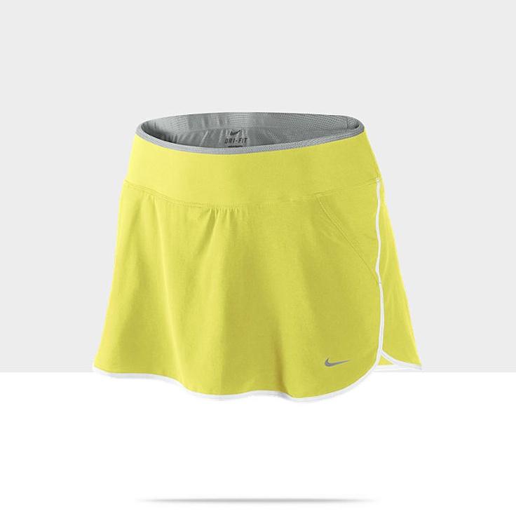 nike unlined woven s running skirt fit