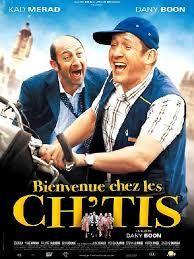 Bienvenue chez les Ch'tis est un film français réalisé par Dany Boon, sorti le 20 février 2008. Philippe Abrams est directeur de la poste de Salon-de-Provence. Il est marié à Julie, dont le caractère dépressif lui rend la vie impossible. Pour lui faire plaisir, Philippe fraude afin d'obtenir une mutation sur la Côte d'Azur. Mais il est démasqué: il sera muté à Bergues, petite ville du Nord.