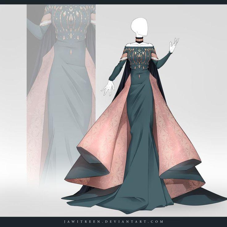 (GESCHLOSSEN) Adoptable Outfit Auction 322 von JawitReen auf DeviantArt