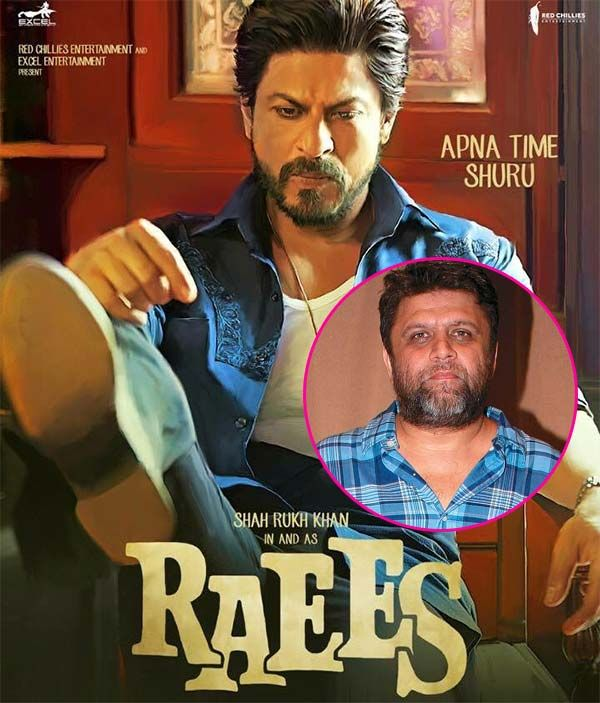 Raees director Rahul Dholakia is left 'outraged' and 'dumbfounded' after the film got banned in Pakistan http://www.glamoursaga.com/rahul-dholakia-is-upset-with-raees-getting-banned-in-pakistan/