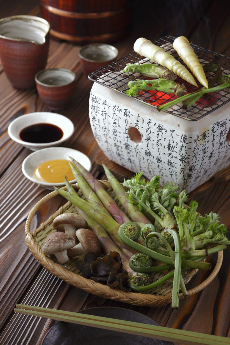 旬の山菜の種類を覚えて食卓を彩ろう厳選7つとレシピ