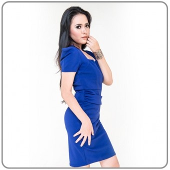 Estimate Dress Blue