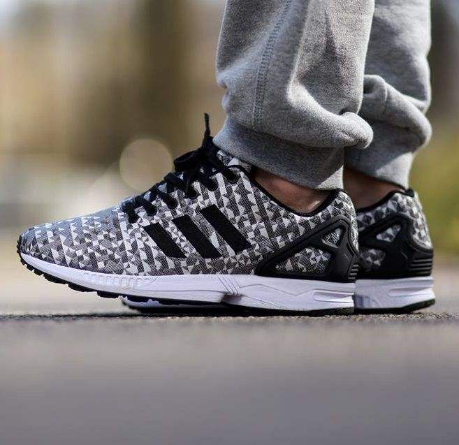 newest collection ac7ed 56d39 adidas Originals ZX Flux Weave  Solid Grey   Footwear   Adidas shoes, Adidas  originals zx flux, Sneakers
