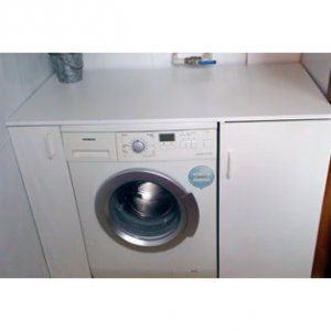 Usare sistema per cucine METOD per incassare una lavatrice