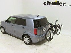 "Thule Hitching Post Pro - Folding Tilting 4 Bike Rack w Anti-Sway - 1-1/4"" and 2"" Hitches Thule Hitch Bike Racks TH934XTR"
