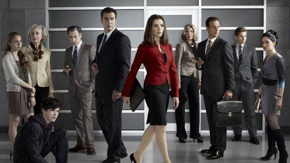 'The Good Wife' season 5 premiere: See Julianna Margulies, Chris Noth have fun (video)
