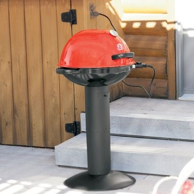 Cajun Injector Pedestal Electric Grill $129.99