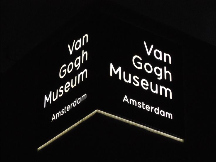 Van Gogh Museum ~ Amsterdam 2013